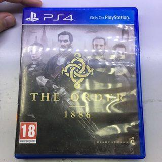 PS4 'the Order:1886