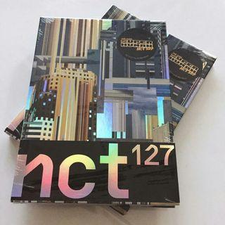 [Ready Stock - Sealed] NCT 127 -  We Are Superhuman