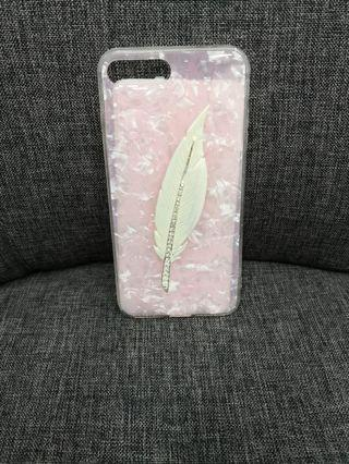 🚚 Iphone 7plus Casing sea shell soft case