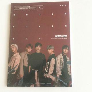 {READY STOCK-SEALED} A.C.E - UNDER COVER