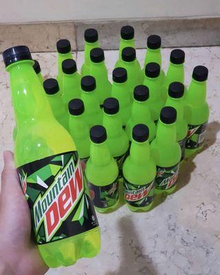 Mountain Dew Green 500 ML
