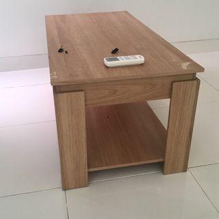 Meja tamu coffee table 120 x 60 x 50