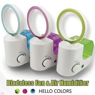 2-in-1 Bladess Aroma Diffuser and Humidifier Brand new