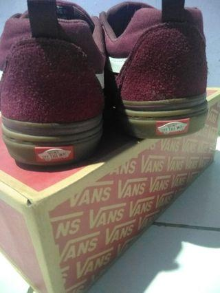 Sepatu Vans pro kyle walker . not oldskool authentic.sk8