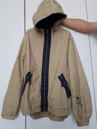 Jaket anti angin