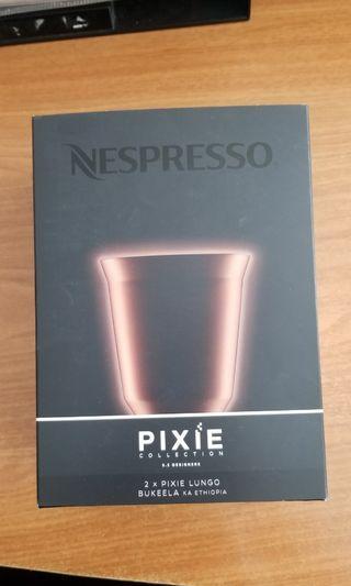 Nespresso PIXIE Lungo 長杯咖啡杯 (全新)
