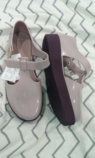 Sepatu platform merk zaxy