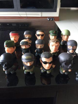 🚚 Collectibles Soldiers War Figurines
