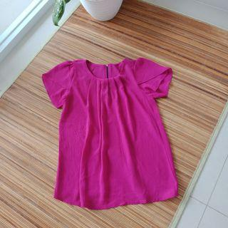 PINK BLOUSE FORMAL