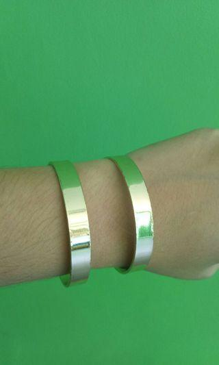 Gelang gold fashion impor
