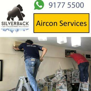 Aircon repair & diagnostic services (Commercial/residential)