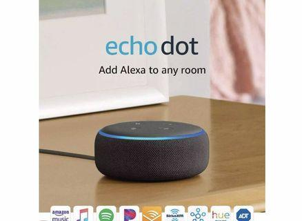 Echo Dot (3rd Gen) Local Warranty