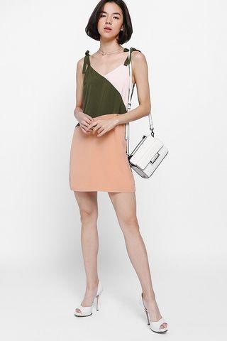 Love Bonito Bealla Colour Block Dress