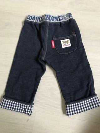 Baby Boy Pants / jeans style stretchable