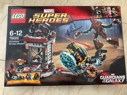 Lego 76020 : Knowhere Escape Mission (Guardian of the Galaxy)