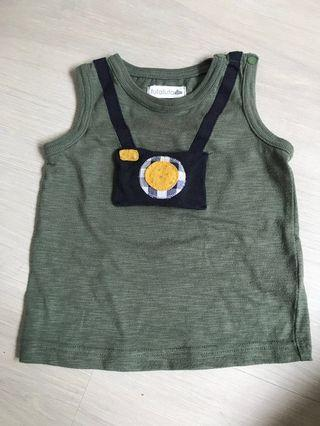 2T tank top with camera / 95cm