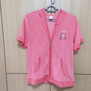 [Instock] Pink Hoodie Jacket