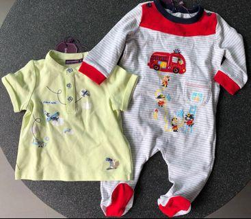 NEW: Baby Boy Clothes