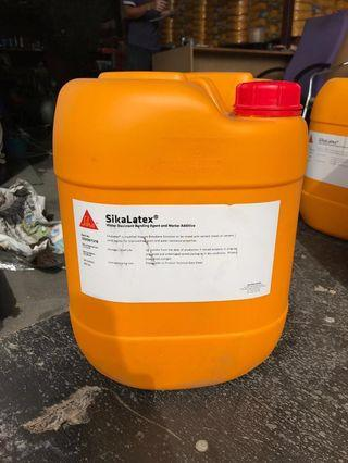 Sika latex admixture 20 liters