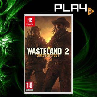 Nintendo Switch Wasteland 2: Director's Cut Brand New