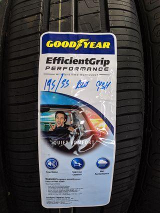 Goodyear Efficient Grip Performance 195/55-R20
