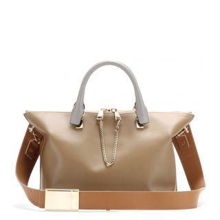 Chloe Two Tone Baylee Bag