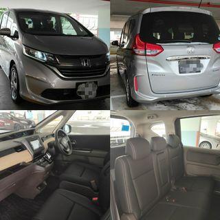 Brand New Honda Freed Hybrid for rent/LTO