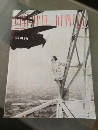 EMPORIO ARMANI Magazine n. 13 Cityscape 1995