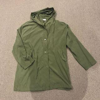 Jackets Green Army (2 different pieces)
