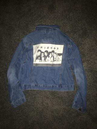 Friends denim jacket