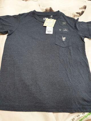 Uniqlo Snoopy Tee Shirt (Size M)