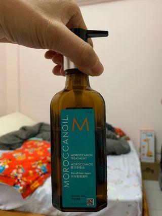 🚚 摩洛哥髮油