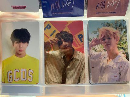 "Bts love yourself ""her"" and ""tear"" pc"