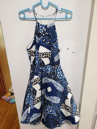 Love Bonito LB Asymmetrical Dress