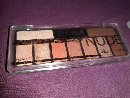 Catrice Eyeshadow Palette Nude