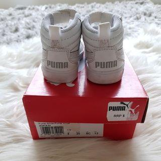 High Top Authentic Pumas