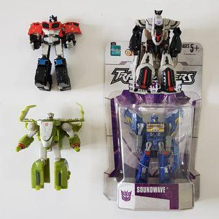 Transformers Cybertron RID Lot