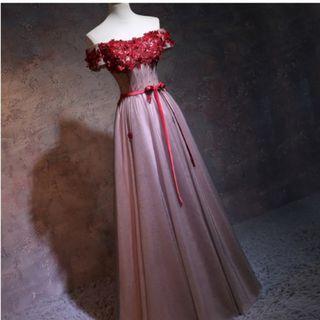 Wedding/Dinner Gown - RM150