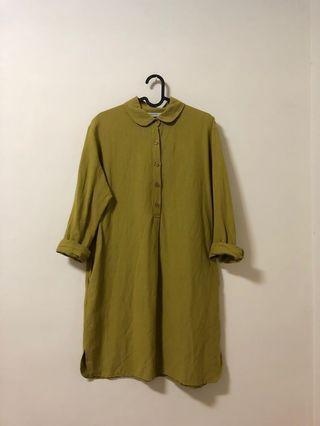 🚚 洋裝 襯衫