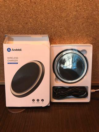 Andobil Wireless Charger (Type C Charging Interface)