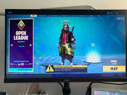 🚚 CHEAP FORTNITE ACCOUNT SAVE THE WORLD INCLUDED