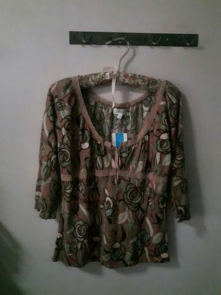 ♥BNWT Floral Top
