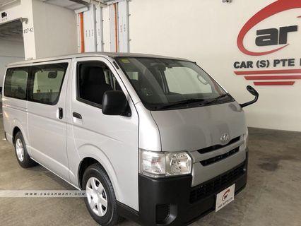 Toyota hiace 3.0 auto
