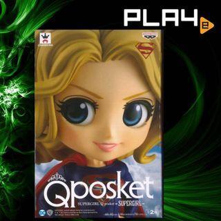 Qposket Super Girl (A) Brand New