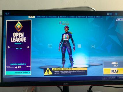 🚚 CHEAP FORTNITE ACCT SAVE THE WORLD INCLUDED