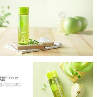 INNISFREE APPLE SEED LIP & EYE MAKE UP REMOVER 100ML