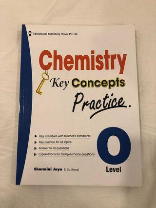 Chemistry Key Concepts Practice O Level