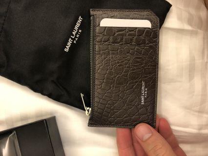 Saint Laurent Mens Wallet