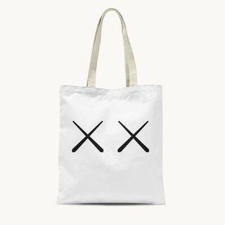 KAWS Plain Totebag