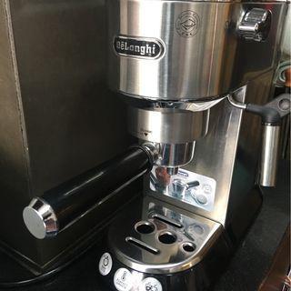DeLonghi Coffee Maker ec680 90% new